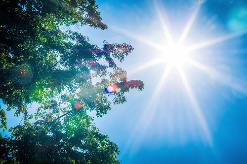 Sommer, Sonne, Sonnenschutz