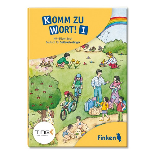 Verlosung: DaZ-Bilderwörterbuch