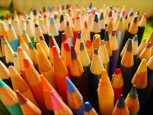 Ausstattung Klassenzimmer: eine Liste