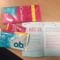 Sexualkunde: Material und kostenlose Hygienepakete für Mädchen