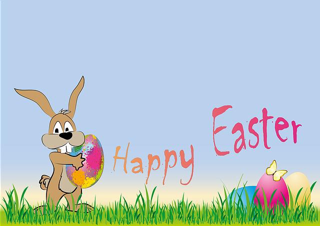 Easter / Ostern im Englischunterricht der GS – basteln und singen