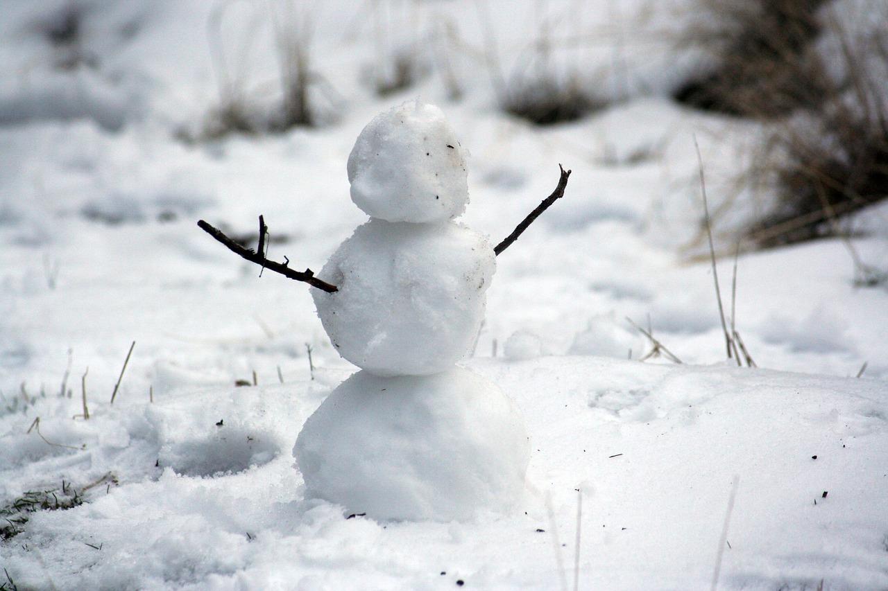freies Schreiben zum Winter