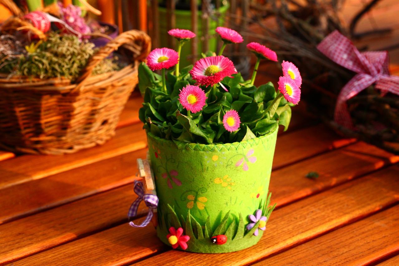 Frühling und Ostern fächerübergreifend