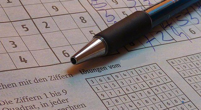 Linktipp: Mathe – Forschen mit Sudokus
