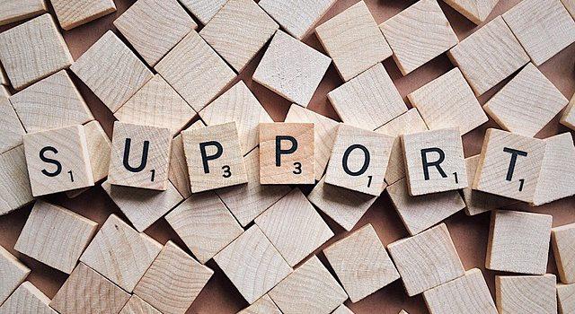 Ich brauche euren Support!