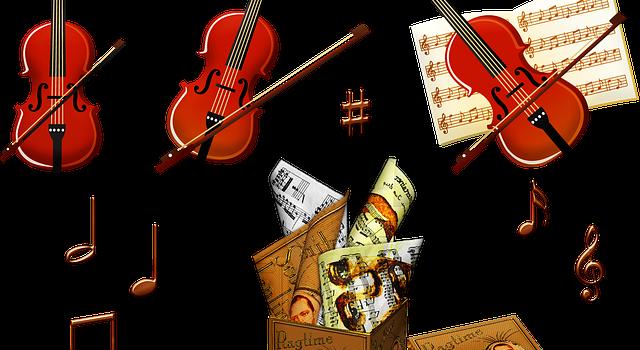 Wie entsteht ein Ton? Instrumentenkunde